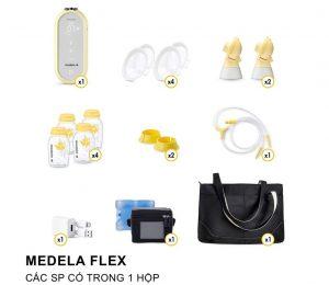Máy Hút Sữa Medela FreeStyle Flex - Milena - 5